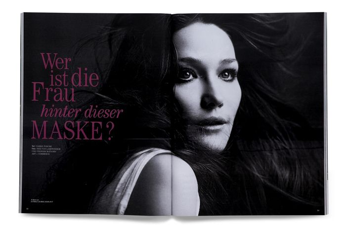 PARK AVENUE Magazine | Roger Furrer • Visual Co-Founder / Typography