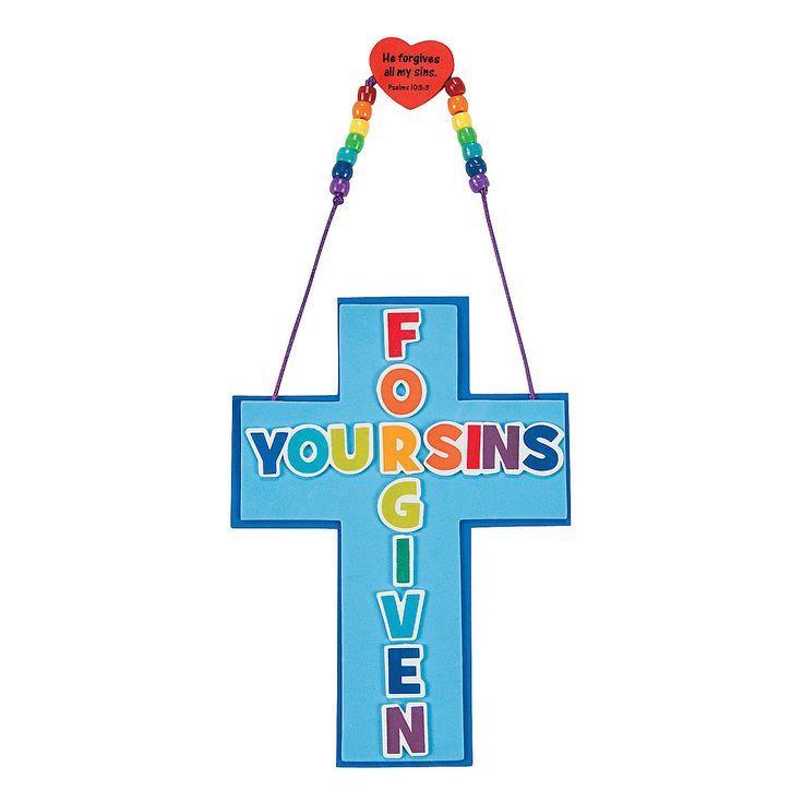 Forgiveness Craft On Pinterest Sunday School Glue Sticks And