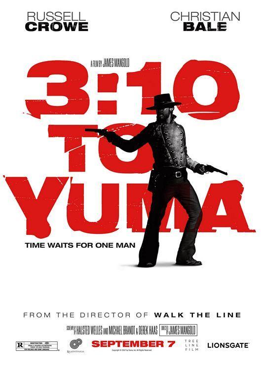 3 10 To Yuma Movie Poster 2 3 10 To Yuma Movie Posters Yuma