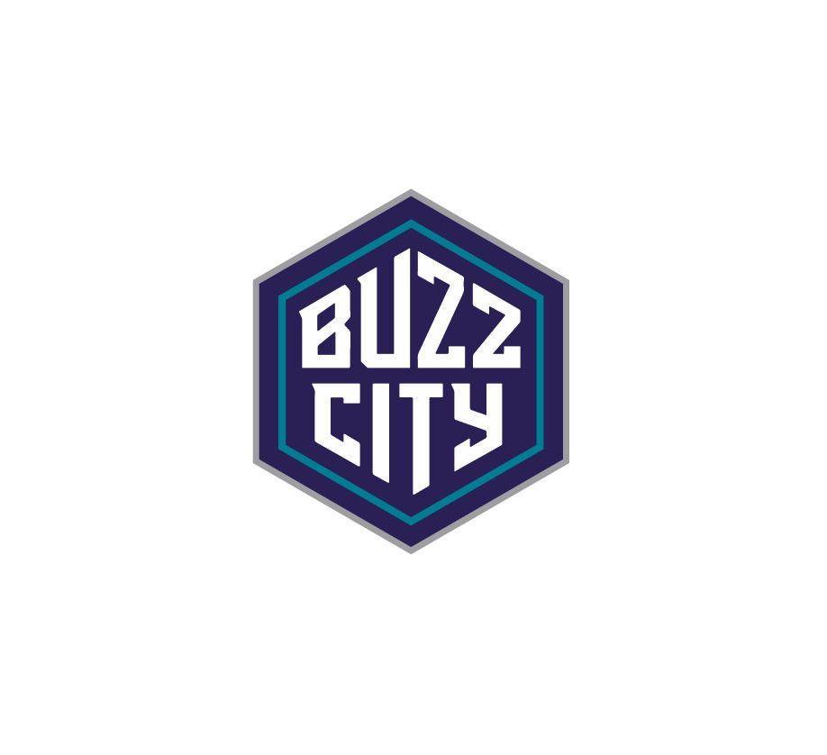 4484c98b112 Full Color BUZZ CITY - Printed Die Cut Decal