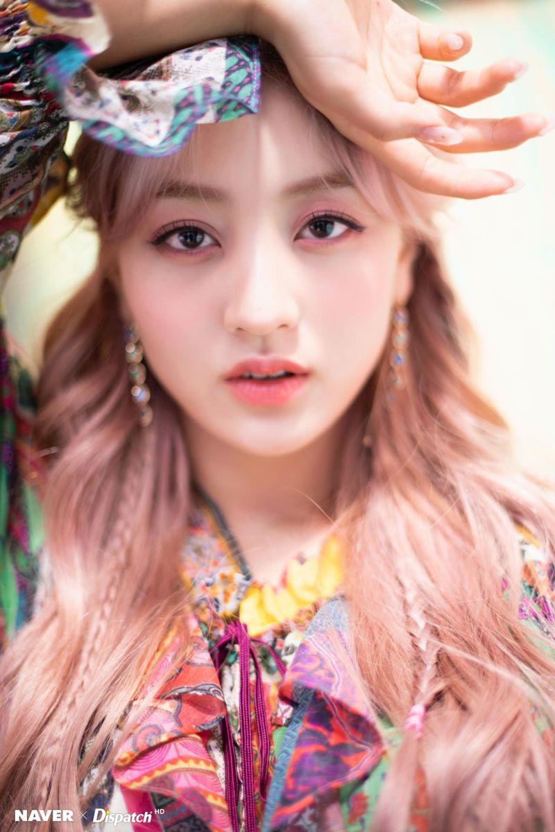 moreandmore jihyo 🌸 2020 미니앨범, 뮤직 비디오, 연예인