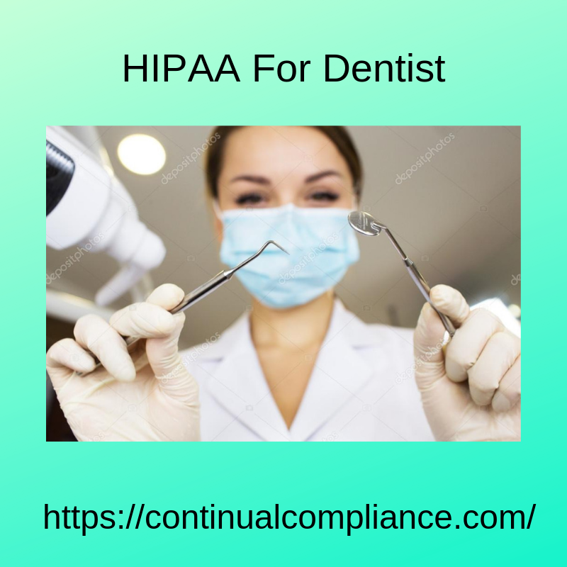 Pin by Continual Compliance on HIPAA For Dentist Guided