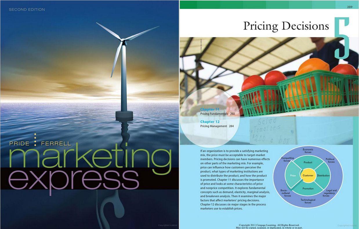 Textbook:  Marketing Express Photo:  Jim Jurica / www.JimJuricaPhotography.com
