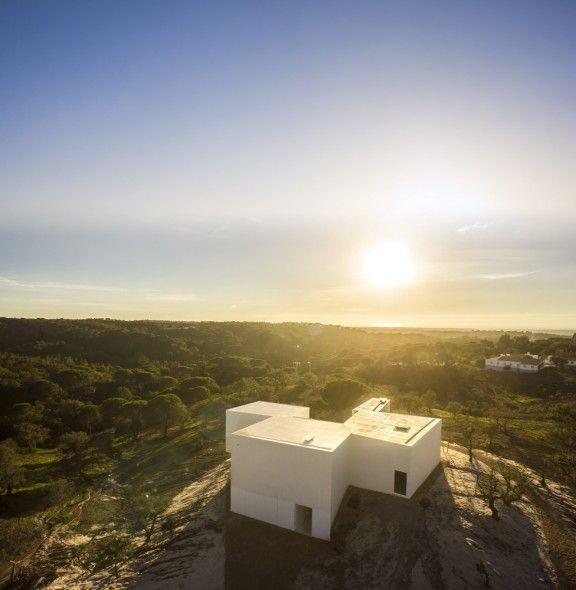 Proyecto: Casa en Fontinha  Arquitectos: Manuel Aires Mateus  Ubicación: Portugal