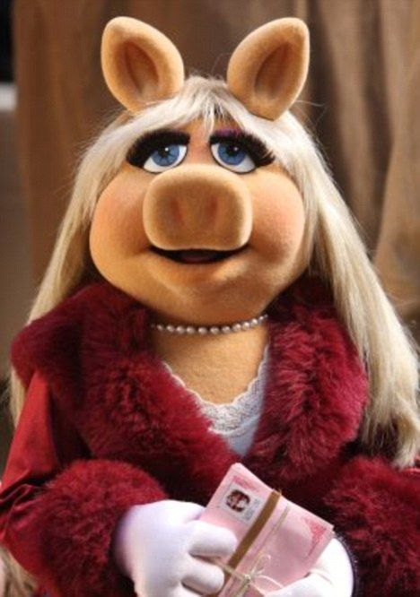 Kermit's retired, Miss Piggy's emigrated and Anima