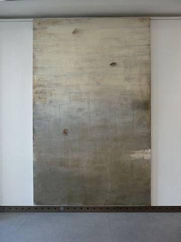 artnet Galleries: One leaf fell then two by Lawrence Carroll from Galerie Karsten Greve, Paris