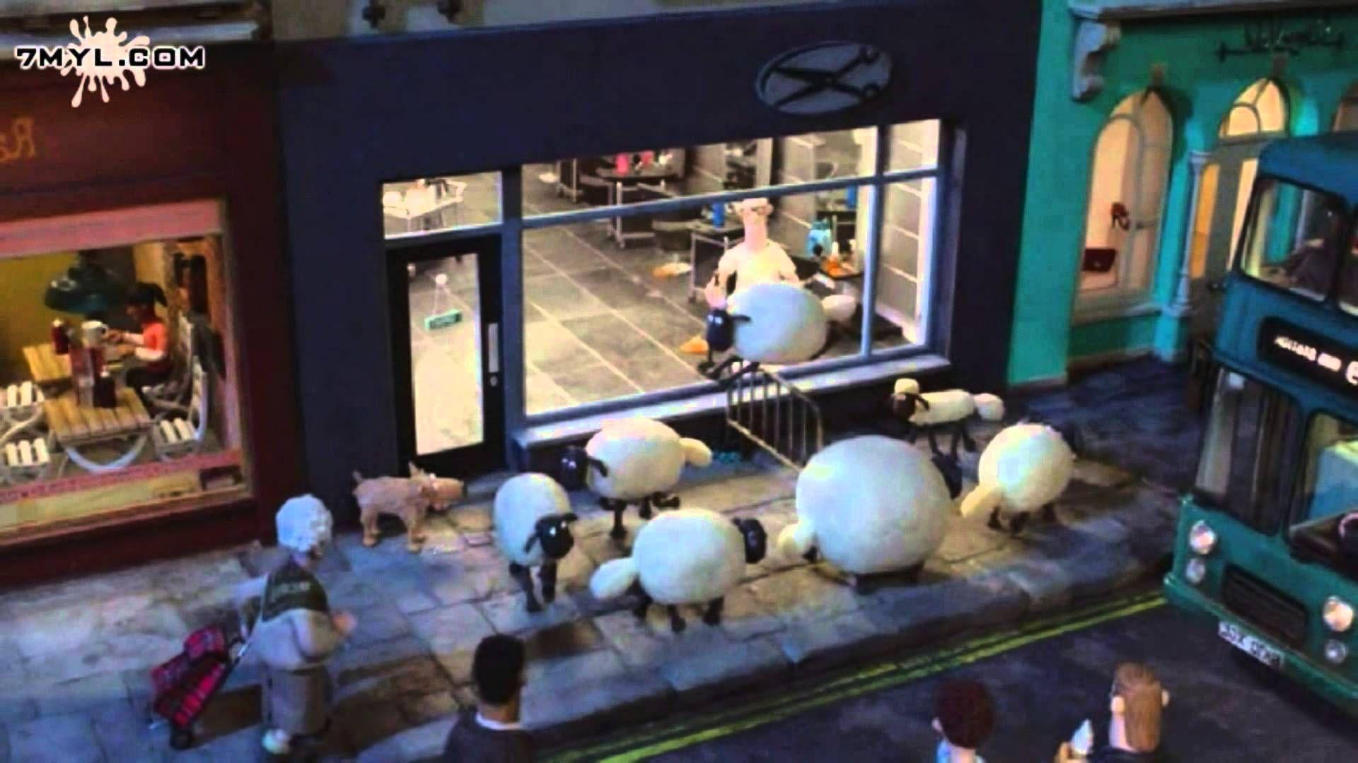 قصة فيلم كرتون الخروف شون ذا شيب Shaun The Sheep 2015 عربي كامل Cartoons Youtube Cartoons Full Movie Cartoon