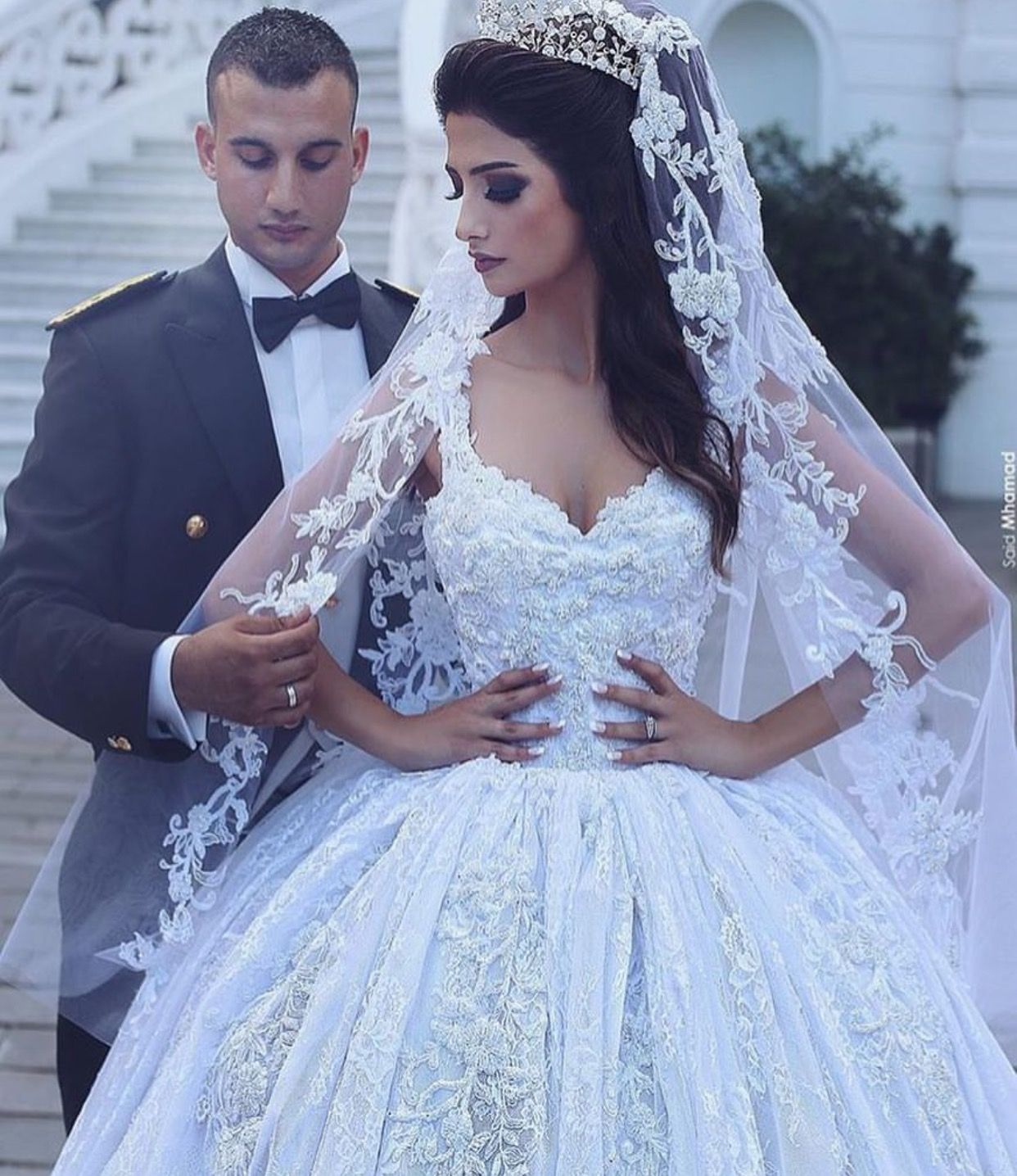 Pin by regiane silva on vestidos de noiva pinterest weddings