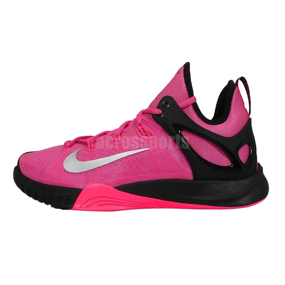 7726f8416f88 ... germany nike zoom hyperrev 2015 ep kay yow paul george pink black mens  basketball shoes http