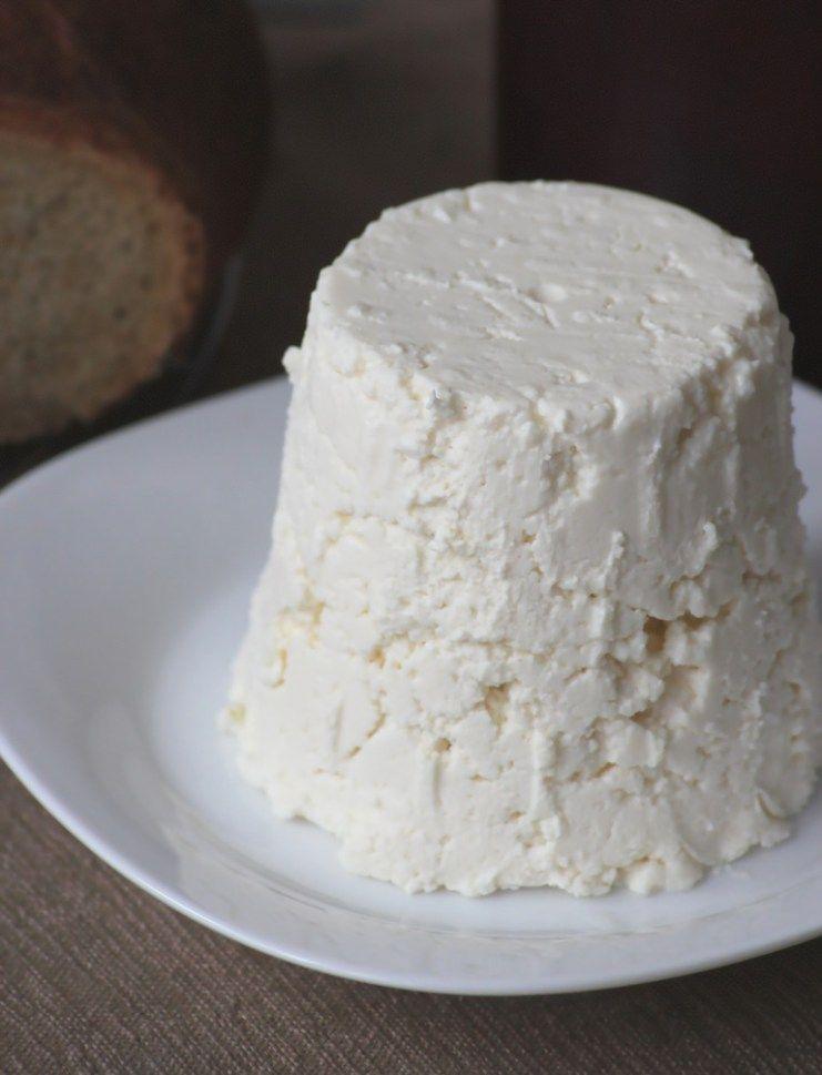 Comment Faire Du Fromage Blanc : comment, faire, fromage, blanc, Fromage, Frais, Maison, Frais,, Maison,, Recette