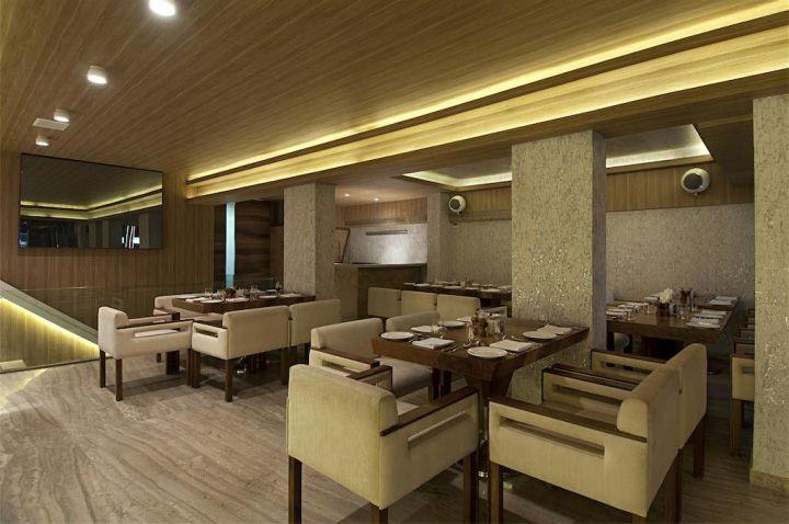 Mangiamo Restaurant By Zz Architects Mumbai Architect Restaurant Home Decor