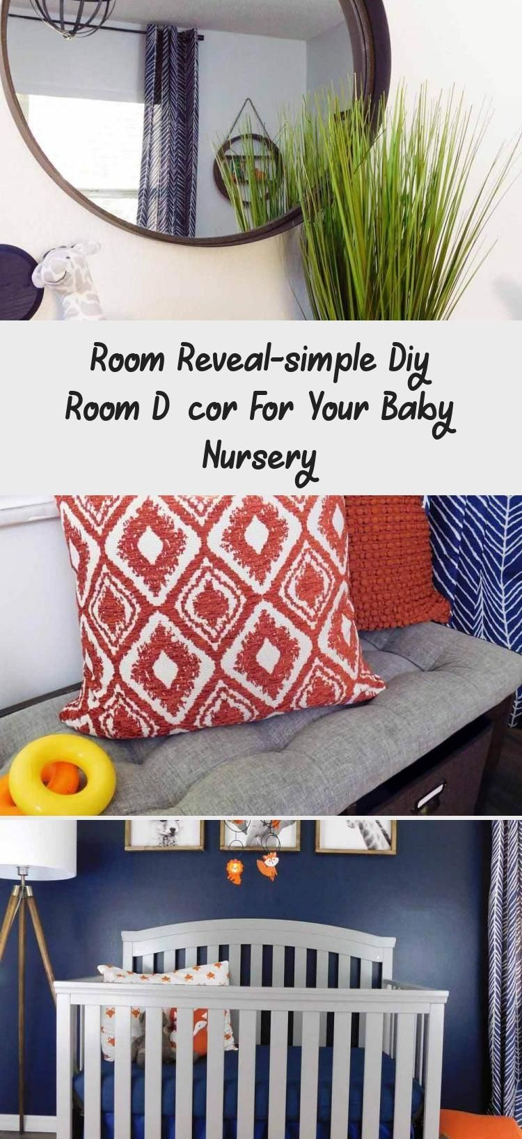 Room Reveal-simple Diy Room Décor For Your Baby Nursery - health and diet fitness  Simple DIY baby n...