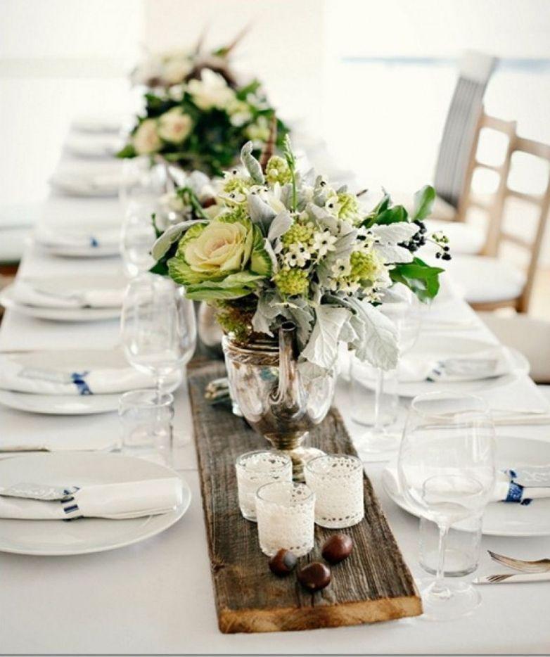 2 Elegant Tischdeko Vintage Hochzeit Deko Vintage Hochzeit