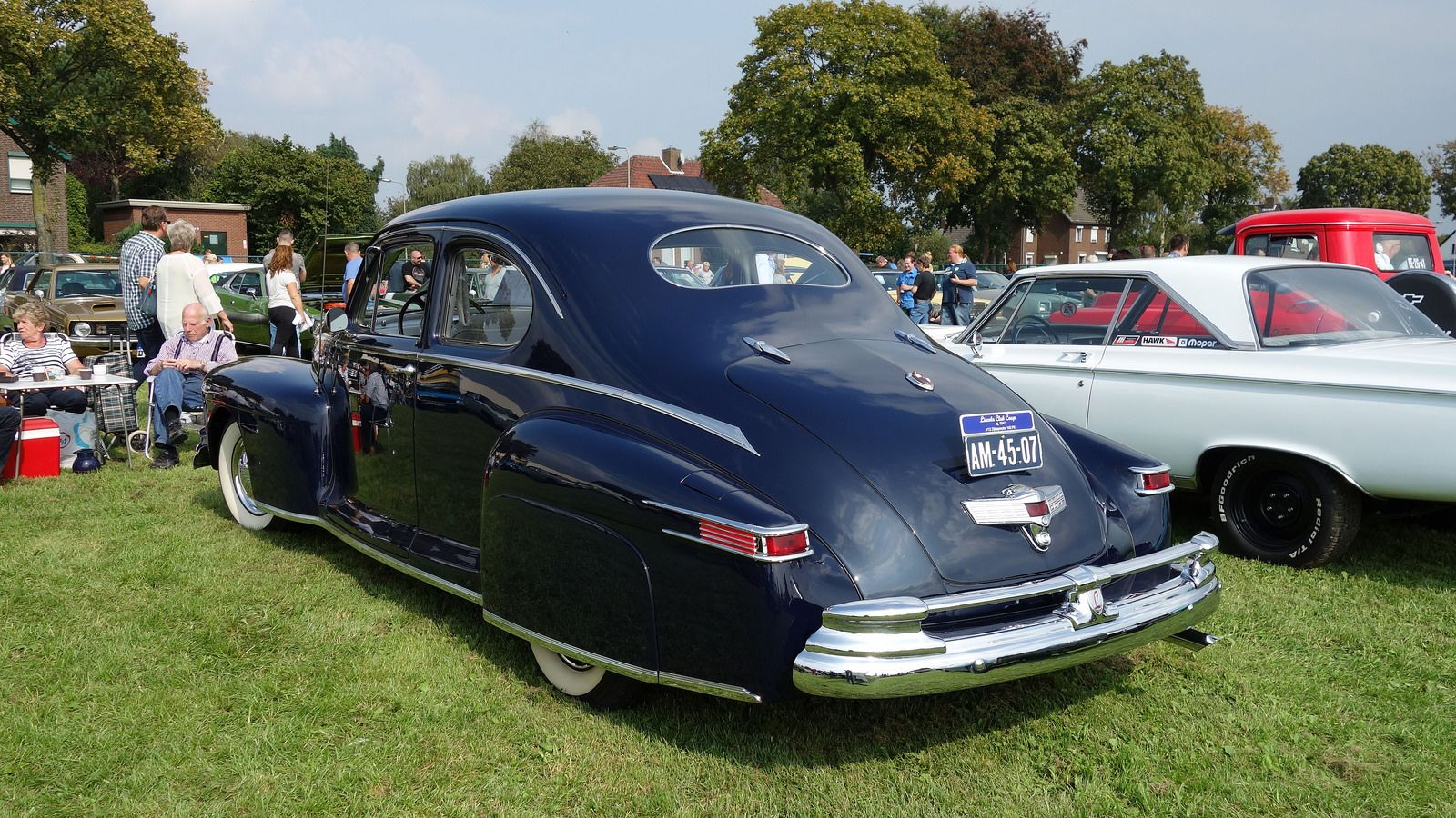 1947 Lincoln Club Coupe - Body Type 76H77 | Lincoln, by Ford ...