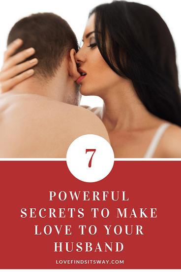 Kako narediti ljubezen do svojega moža 7 Sizzling Secret-2923