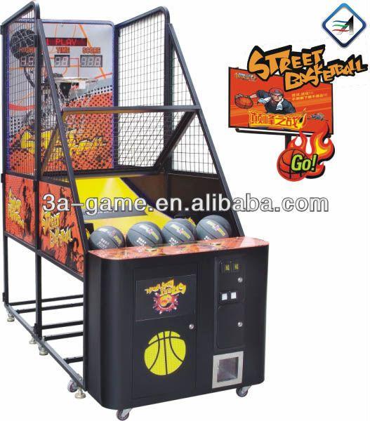 Crazy Shoot Basketball Machine Kids Coin Operated Game Machine Basketball Arcade Game Machine 1 139 Arcade Game Machines Arcade Games Basketball Arcade Games