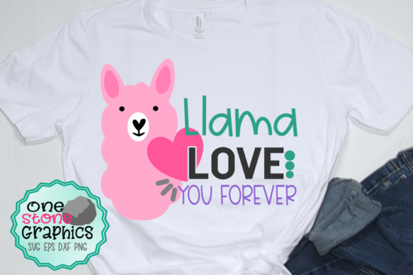 Download Llama love you forever svg in 2020 (With images) | Love ...