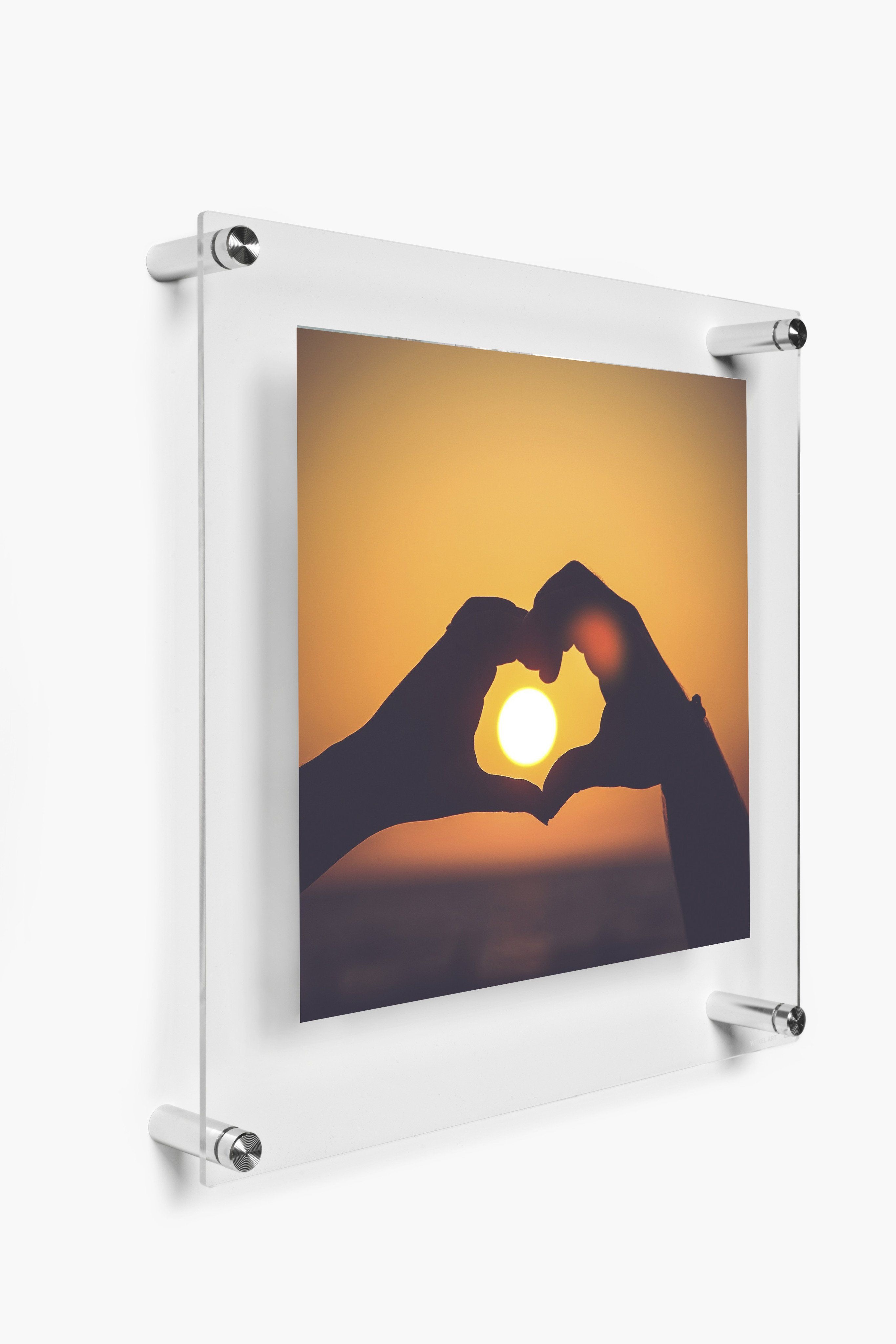 23 X 23 Double Panel Wall Frame For 20 X 20 Images From Wexel
