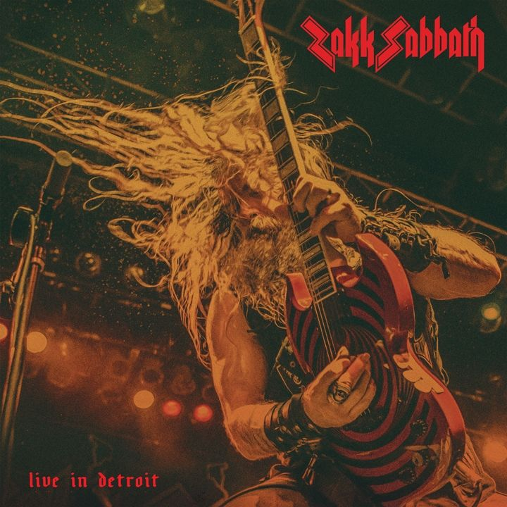 Zakk Sabbath Live In Detroit Black Label Society