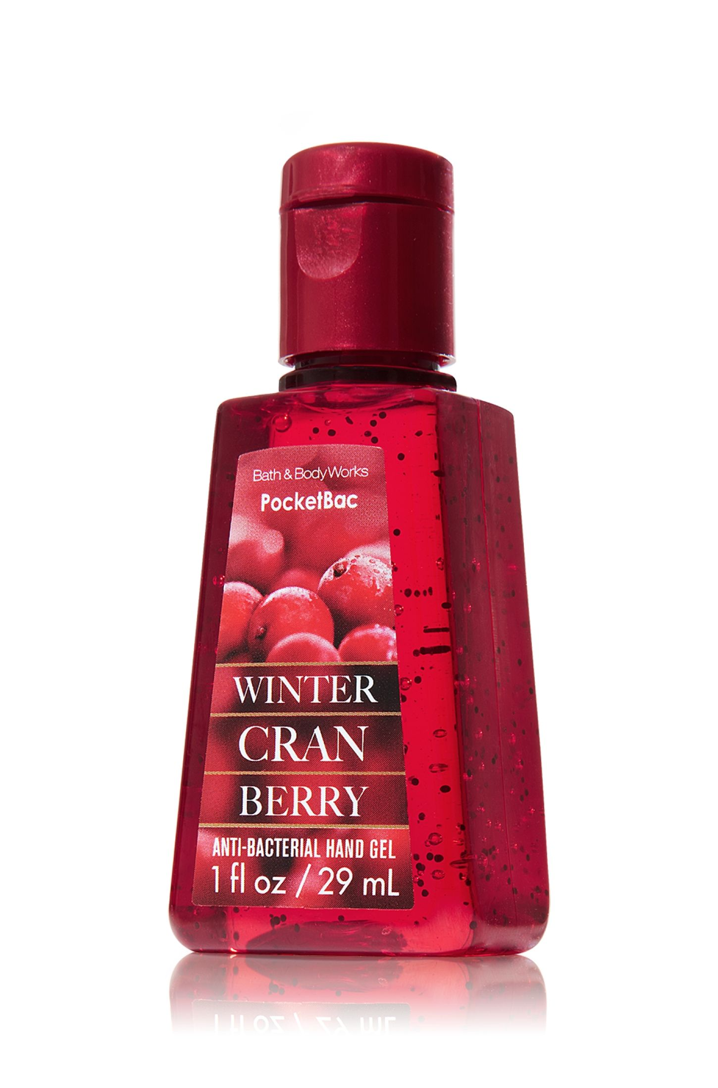 Winter Cranberry Pocketbac Sanitizing Hand Gel Anti Bacterial
