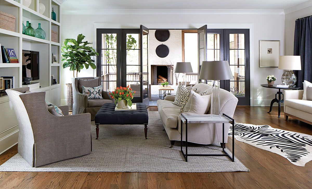 Atlanta Interior Designer Nikie Barfield Showcases Her Design Work With Tips On Decor And Home Beautification