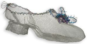 Flx-It Wired Mesh Shoe, Easy To Mould Over Any Form.