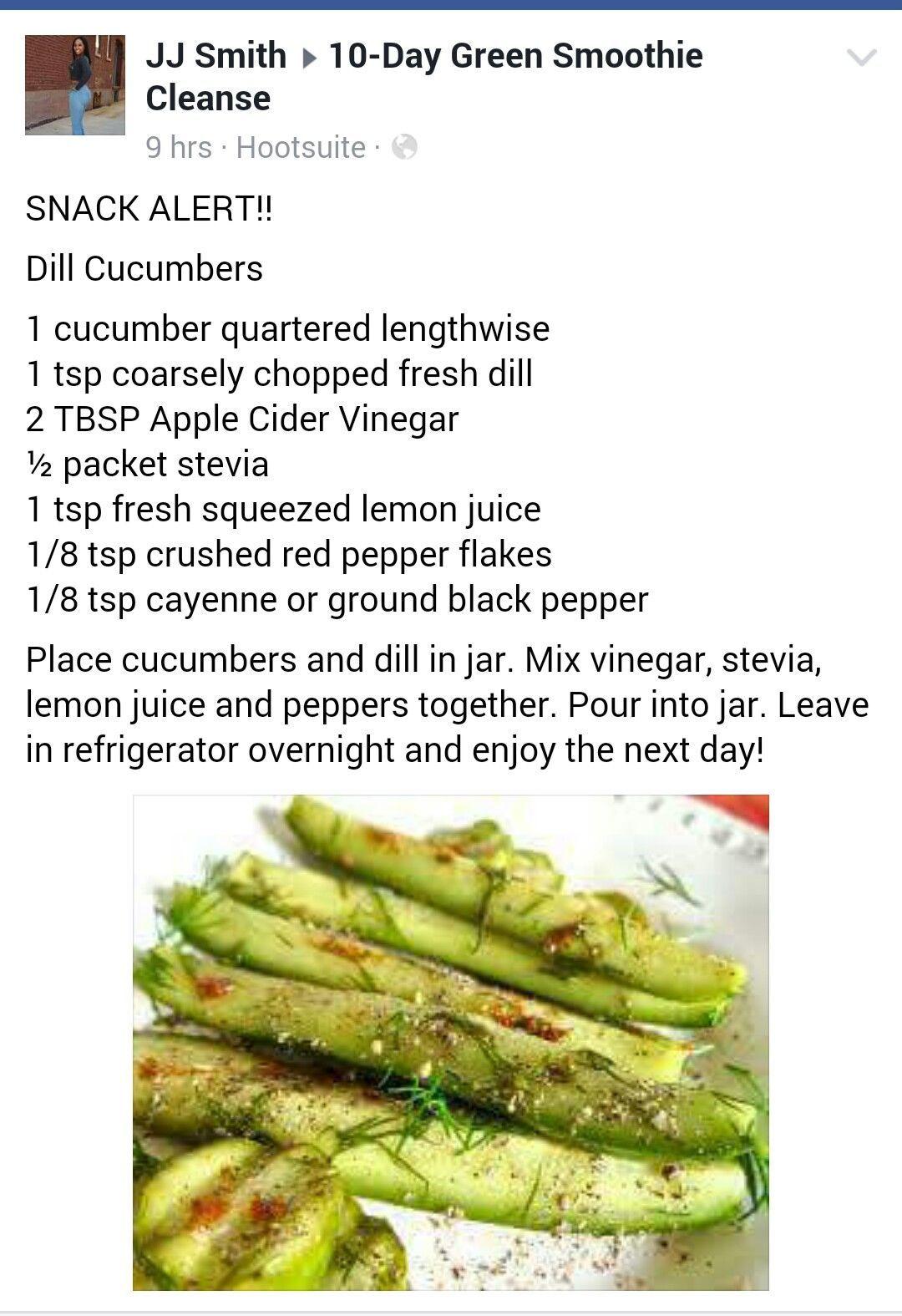 défi de régime de smoothie vert de 10 jours
