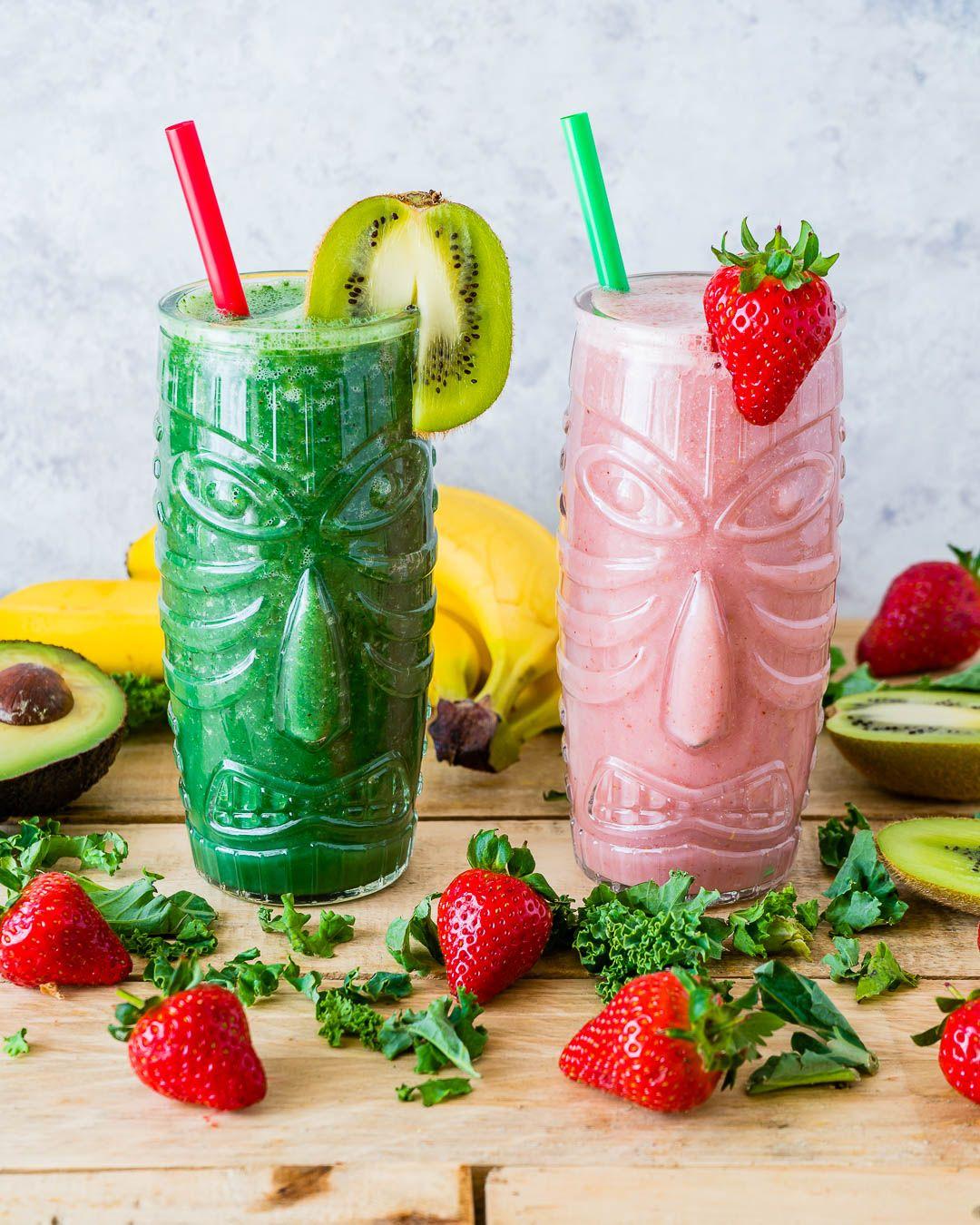 smoothie de slabit cu avocado)