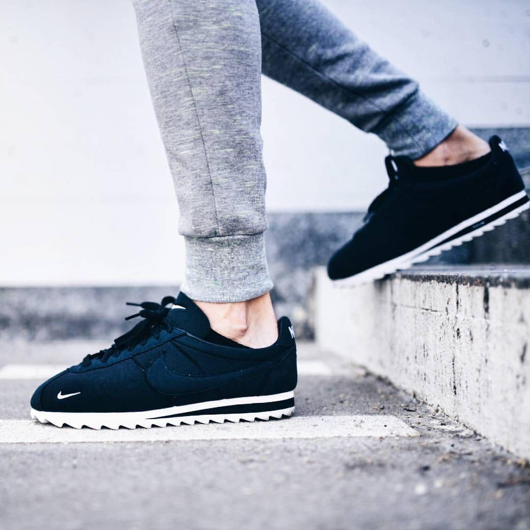 Nike Cortez Sp Quot Black Shark Quot Shoes Sneaker Boots Nike