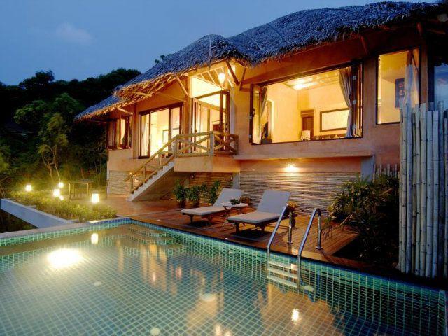 Top 5 Luxury Hotels In Thailand S Phi Islands Beach Resort 2