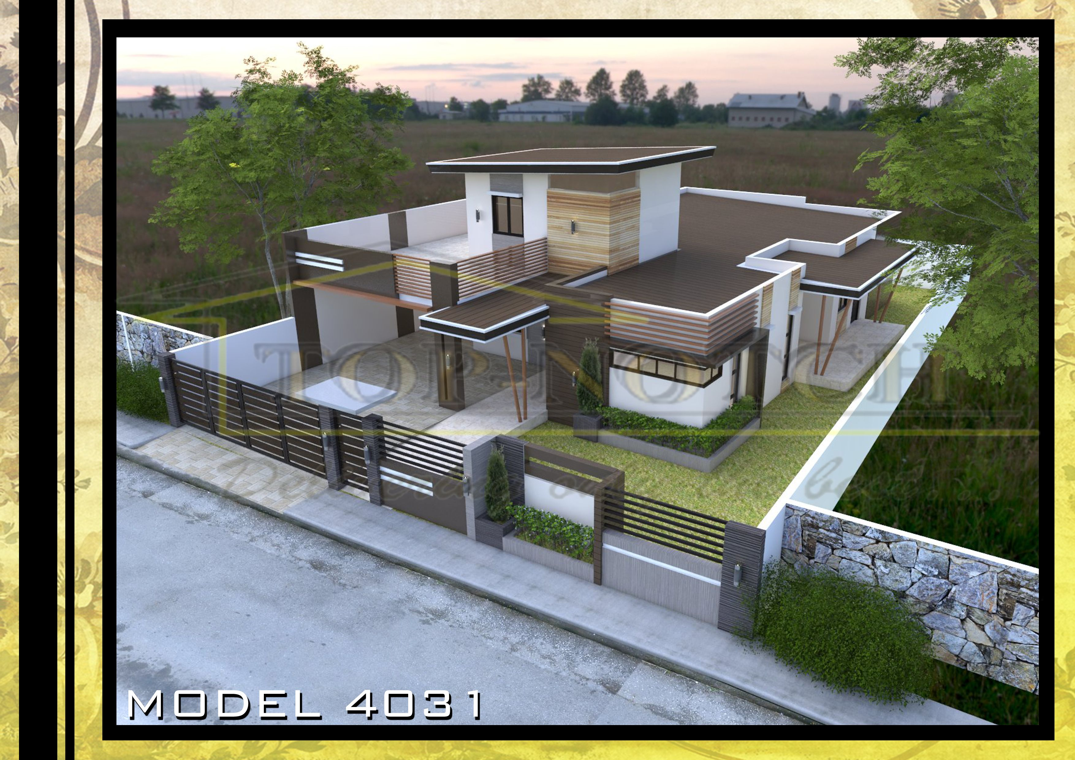 Architects Philippines House Design Sample