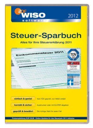 WISO Steuer-Sparbuch 2012 (für Steuerjahr 2011 ...