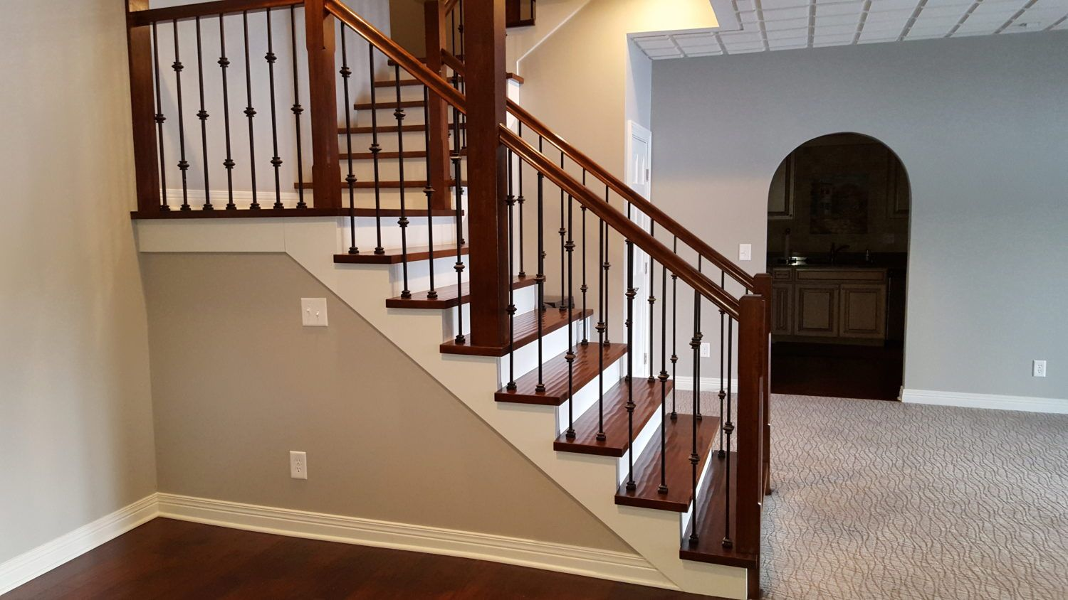 Best Project 193 Hand Scraped Stair Treads Stair Treads 400 x 300