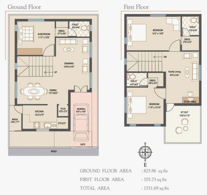 South Facing Home Plan Luxury 20 30 House Plans Webbkyrkan Webbkyrkan 20x30 House Plans 20x40 House Plans Indian House Plans
