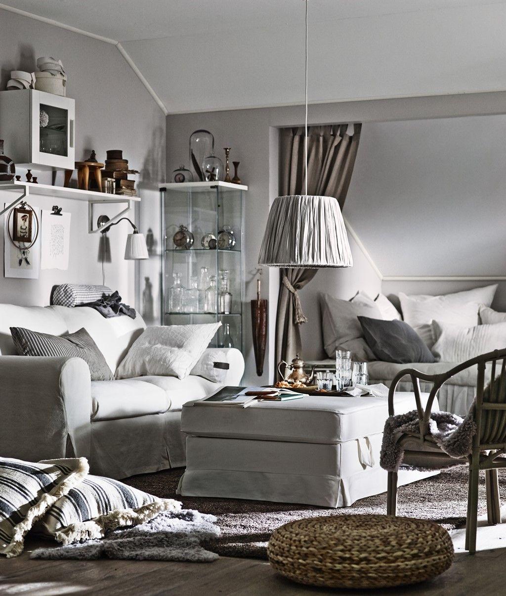 18_salones_IKEA   Decomadera   Pinterest   Salón ikea, Ikea y Catálogo