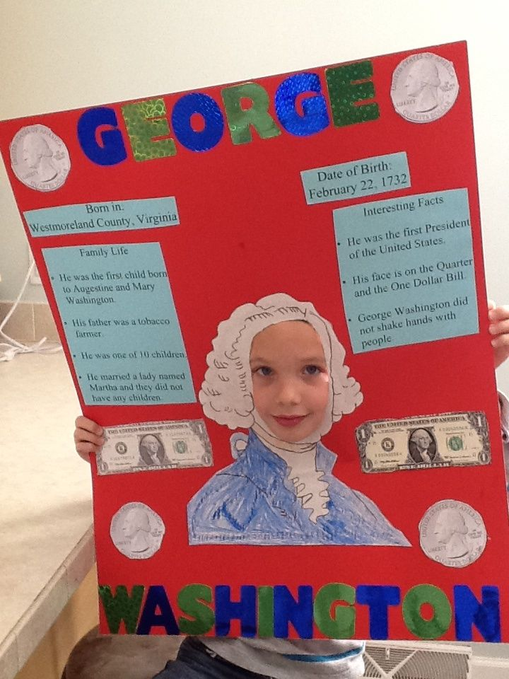 essay on george washington for kids George washington (1732-1799) was the first president of the united states of america he served as president from april 30, 1789, until march 4, 1797.