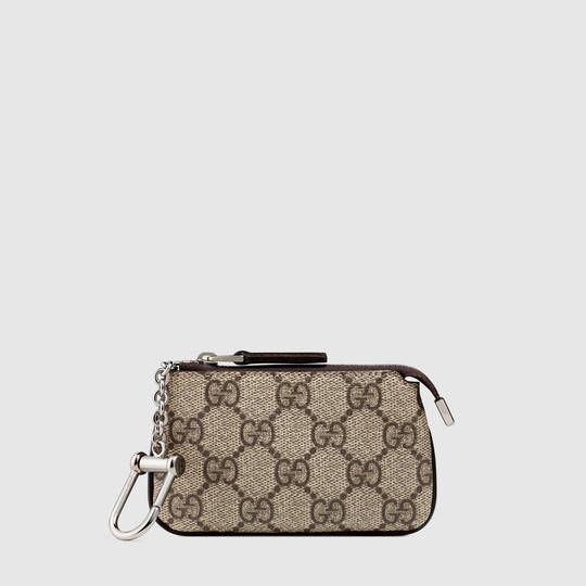 123959e6fa5 Gucci GG Supreme key case Gucci Card Holder