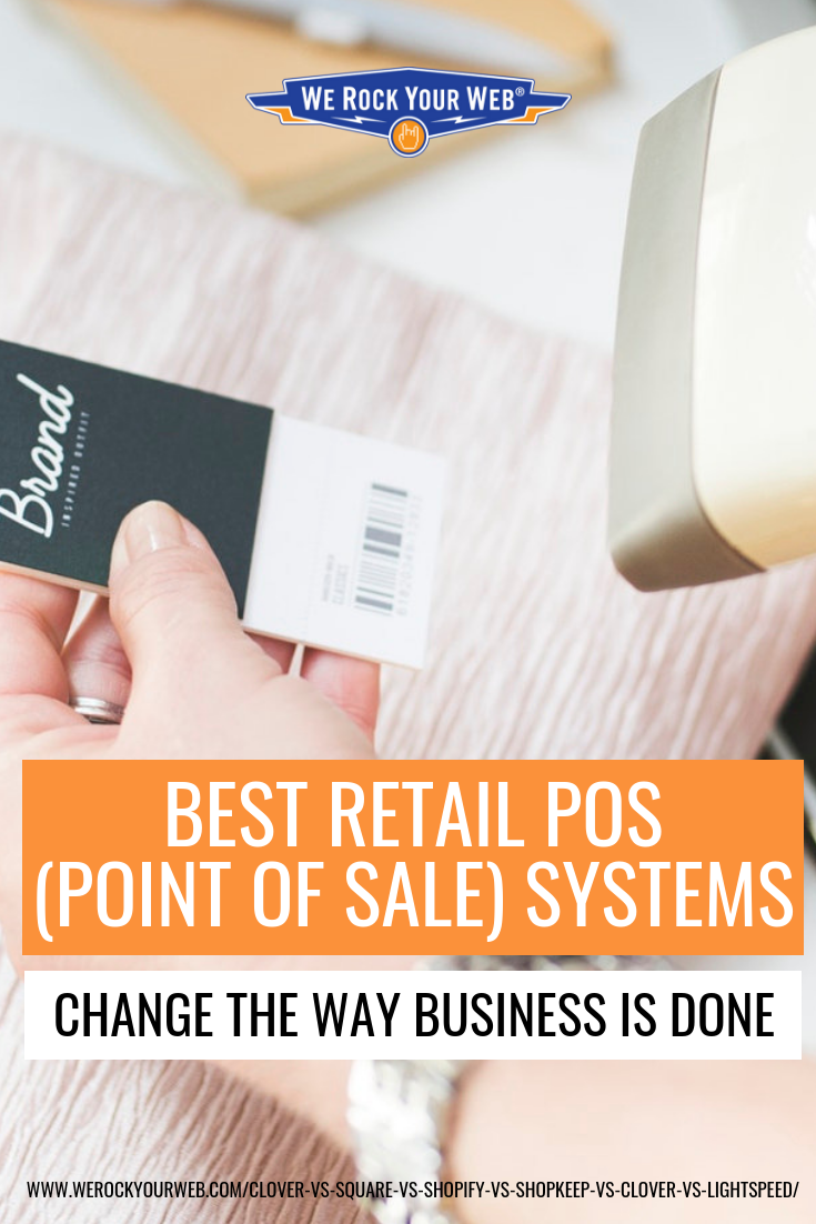 What are the best POS software systems for small business