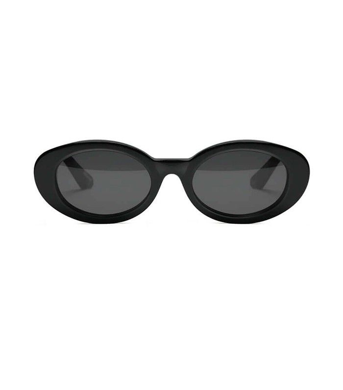 8eb7f62ba3 Womens Rimless Sunglasses Rectangular Frame Rhinestone Beveled Lens ( 9.95)  ❤ liked on Polyvore featuring accessories
