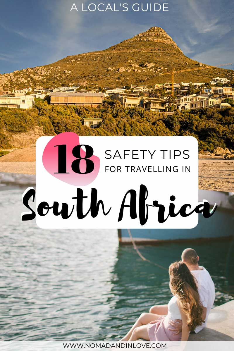 18 Safety Tips You Need To Know For Travelling in South Africa in 2020 -   18 travel destinations Africa adventure ideas