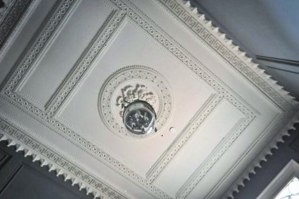 Ceiling Detail Edinburgh
