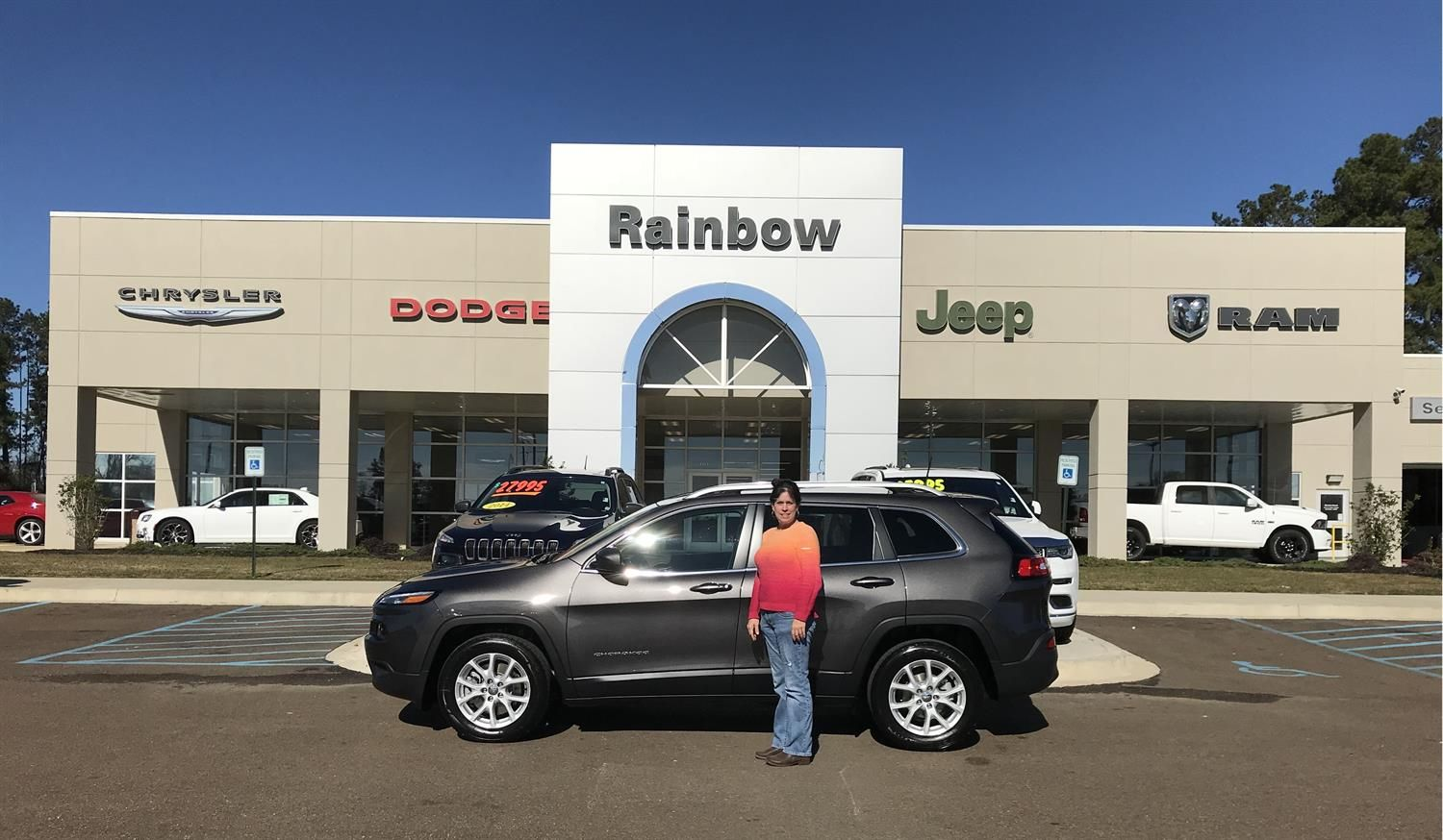 High Quality Congratulations To James On Your New 2018 JEEP CHEROKEE! Thank You Again, · Chrysler  Dodge ...