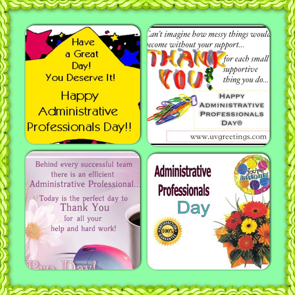 April
