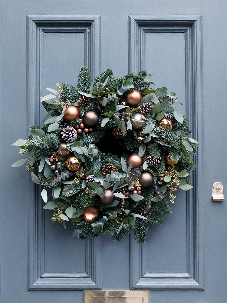 wreaths diy to a christmas doors door craft how holiday make wreath