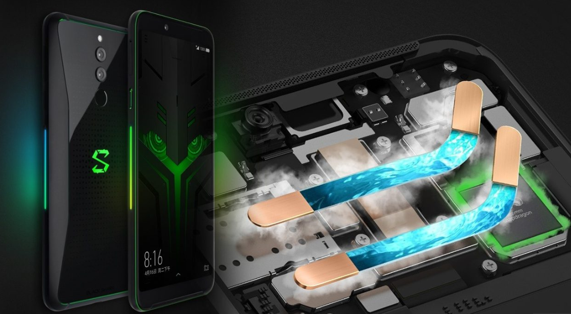 Xiaomi Black Shark Helo Is A Gaming Phone With 10gb Of Ram Dual