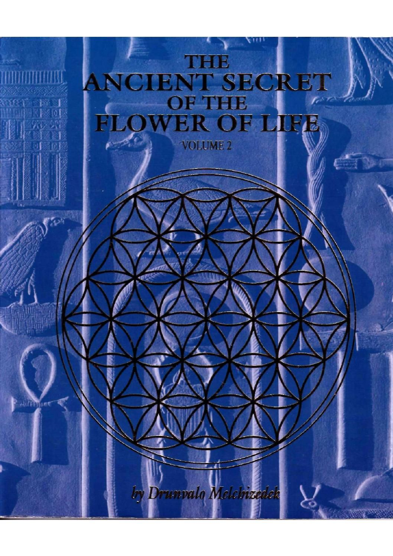 Drunvalo melchizedek ancient secret of the flower of life
