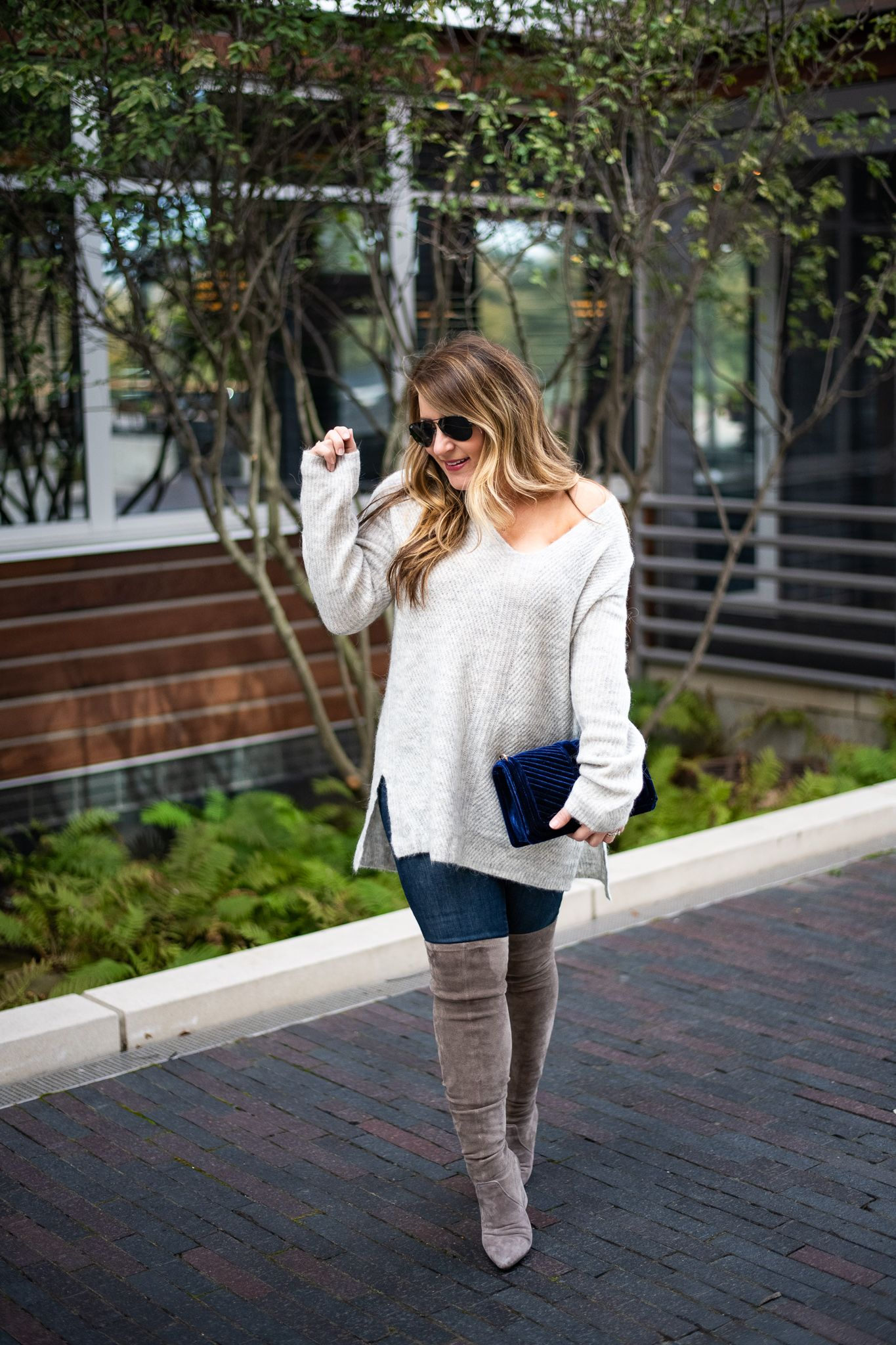 50% off outlet online skate shoes Over the Knee Boots for Thick Legs | Coffee Beans and Bobby Pins ...