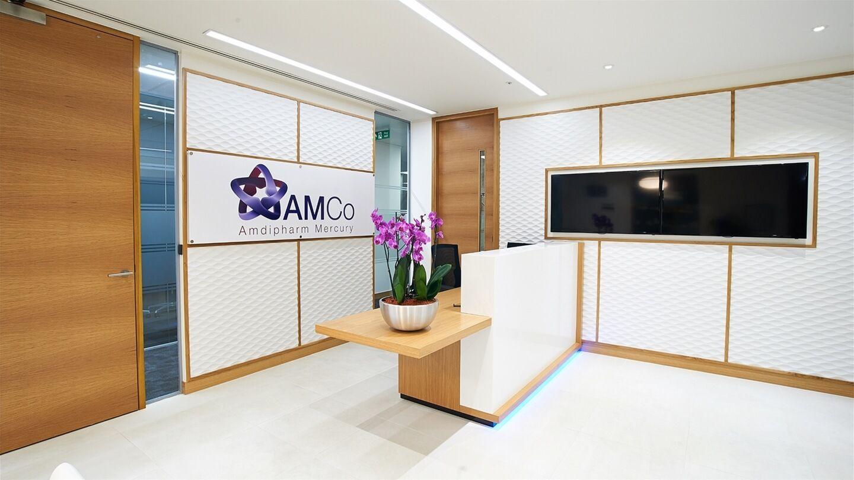 High Quality Bespoke Reception Desk | Contemporary U0026 Bespoke Office Furniture | Frem  Group