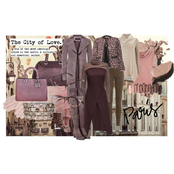 Paris the city of Love by s-a-m-hoogland on Polyvore featuring мода, Lattori, BOSS Orange, Jaeger, Rika, Phase Eight, rag & bone, Stuart Weitzman, STELLA McCARTNEY and Christian Dior