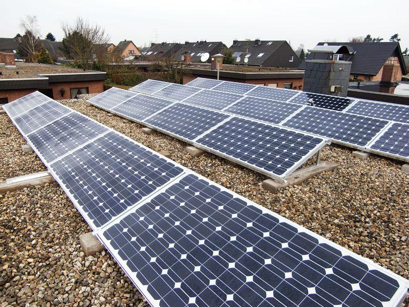 45++ Solaranlage auf dem dach Sammlung